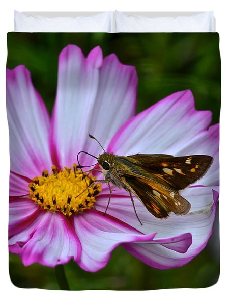 The Beauty Of Nature Duvet Cover by Frozen in Time Fine Art Photography