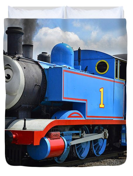 Thomas The Engine Duvet Cover