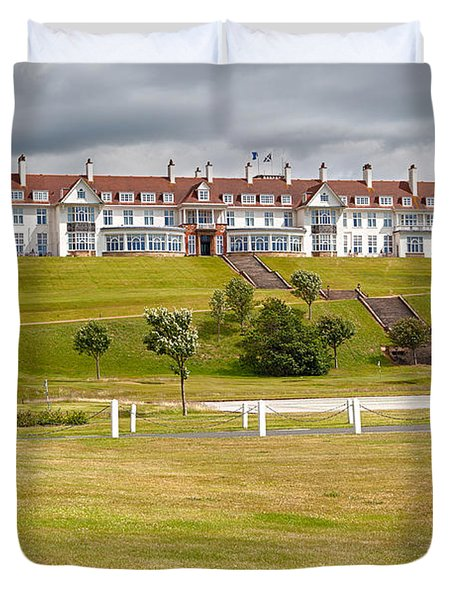 Turnberry Resort Duvet Cover