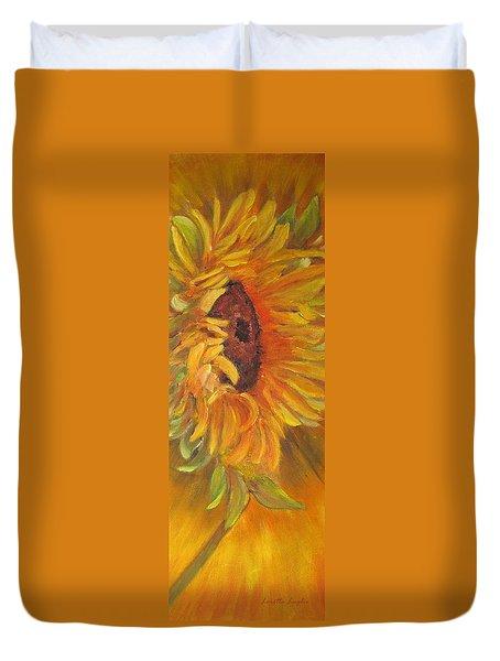 Tuscan Sun Duvet Cover