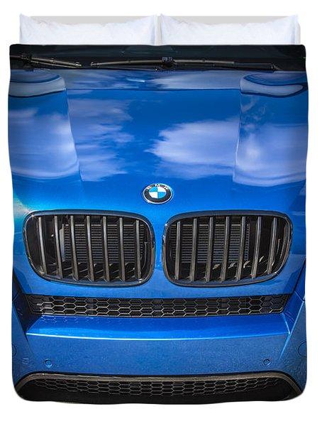 2013 Bmw X6 M Series Duvet Cover