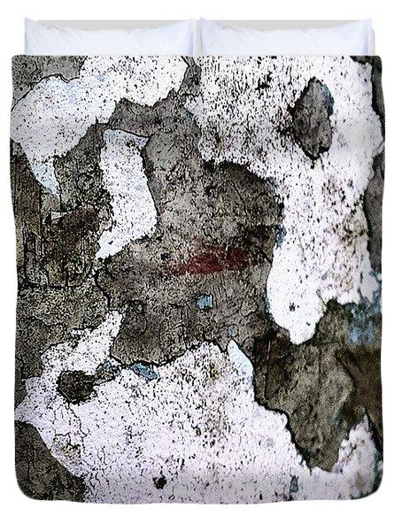 Lamppost 5 Duvet Cover