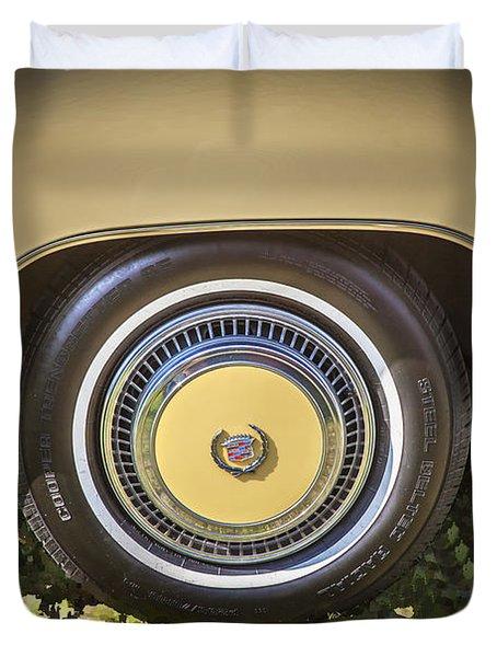 1978 Cadillac Eldorado Duvet Cover