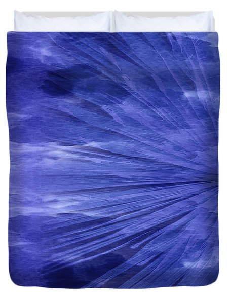 Abstract 58 Duvet Cover
