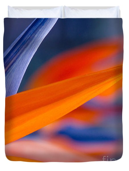 Art By Nature Duvet Cover by Sharon Mau