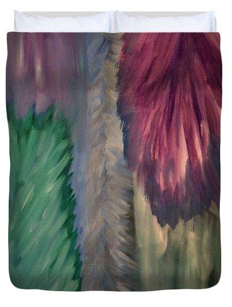 Balance Duvet Cover by Bamhs Blair
