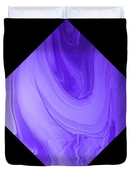 Diamond 129 Duvet Cover by J D Owen