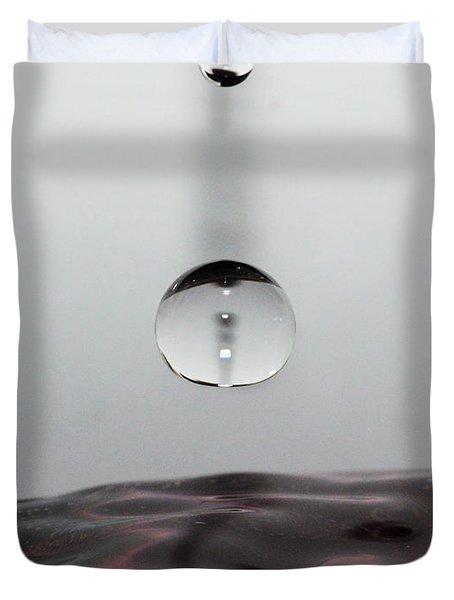3 Drops Duvet Cover
