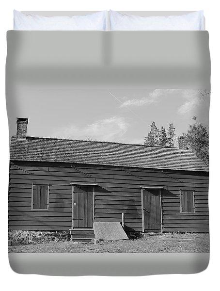 Farmhouse Duvet Cover by Frank Romeo