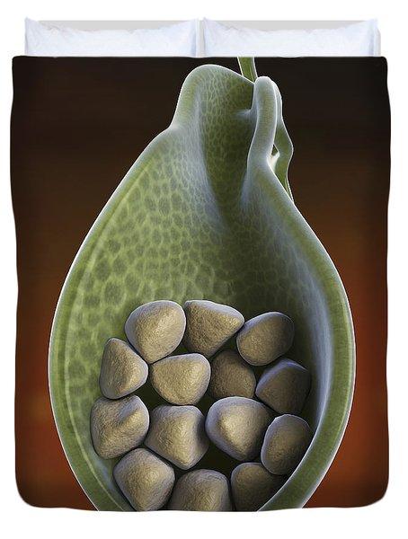 Gallstones Duvet Cover