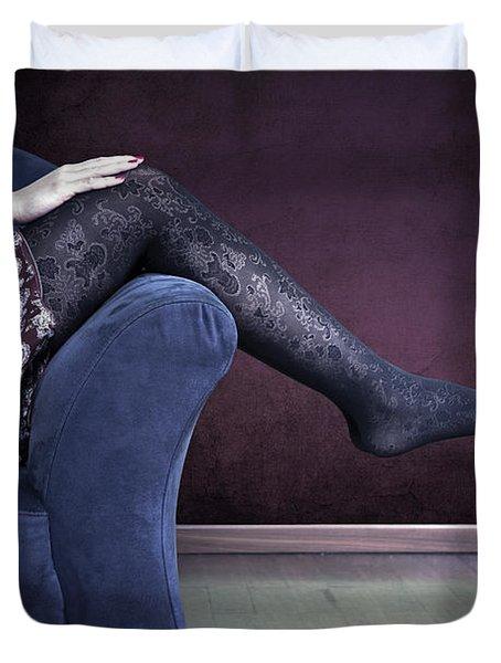Legs Duvet Cover by Joana Kruse