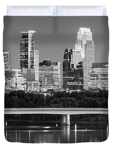 Minneapolis Mn Duvet Cover