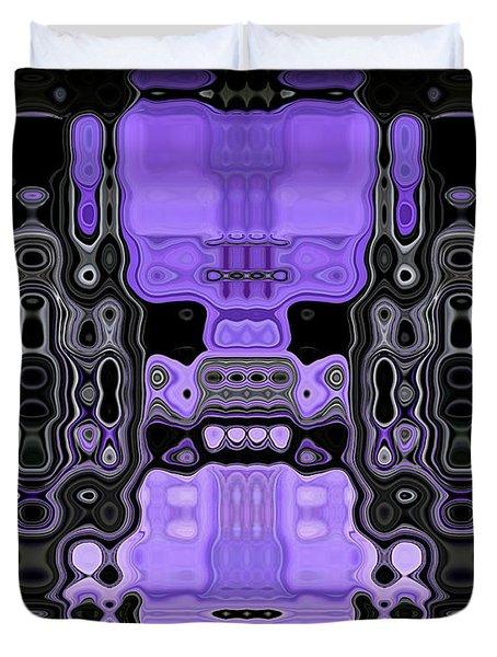 Motility Series 3 Duvet Cover by J D Owen