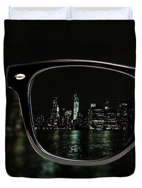 Night Vision Duvet Cover