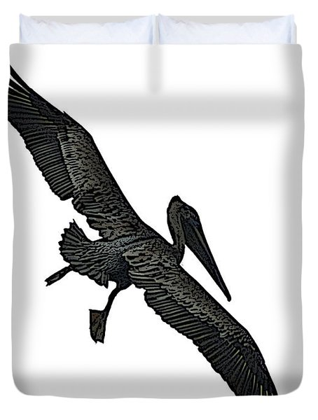 Pelican Selection Duvet Cover