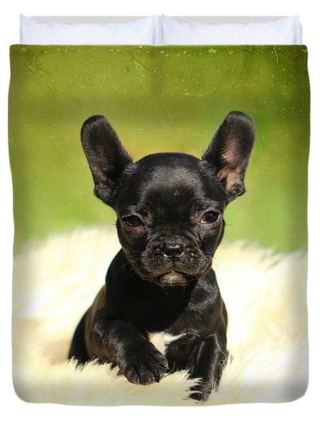 Puppies Duvet Cover