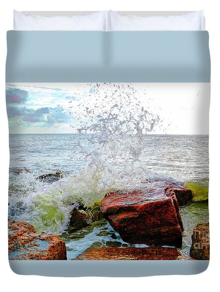 Quintana Jetty Duvet Cover