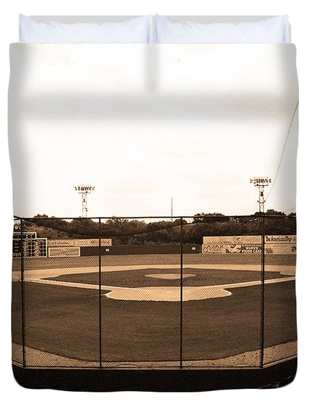 Rickwood Field Duvet Cover