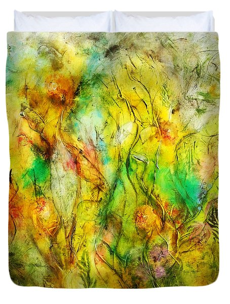 Summers Day Duvet Cover