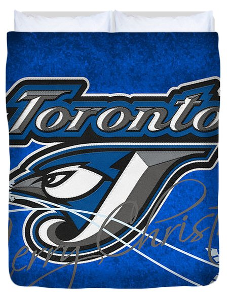 Toronto Blue Jays Duvet Cover