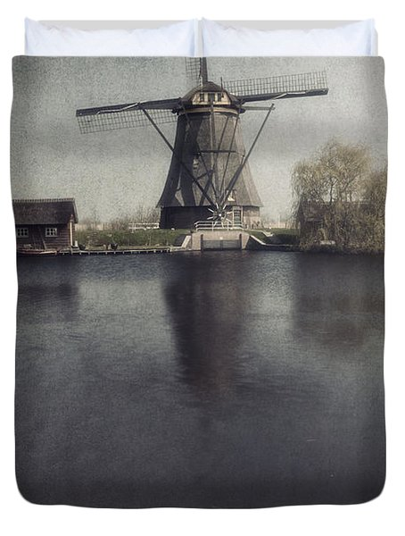 Windmill  Duvet Cover by Joana Kruse