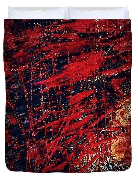 Brunette Duvet Cover by Jason Michael Roust