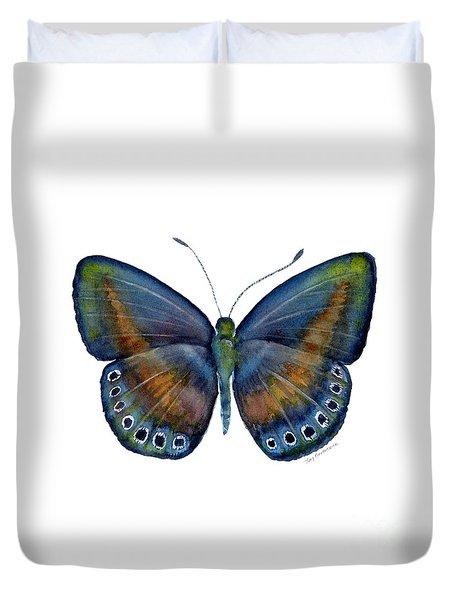 39 Mydanis Butterfly Duvet Cover