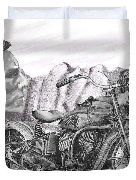 39 Scout Duvet Cover