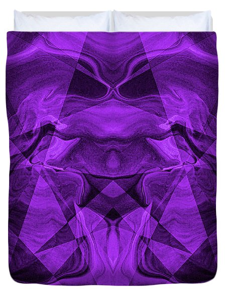 Abstract 93 Duvet Cover