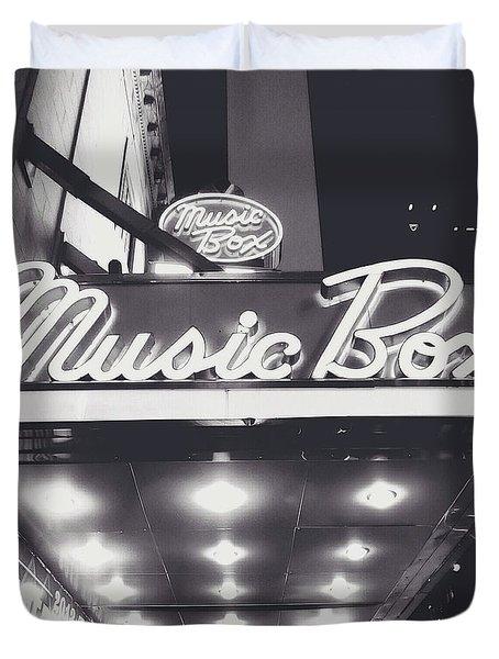 Broadway Duvet Cover
