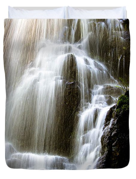 Fairy Falls Duvet Cover