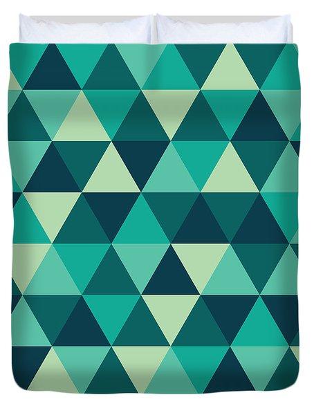 Geometric Art Duvet Cover