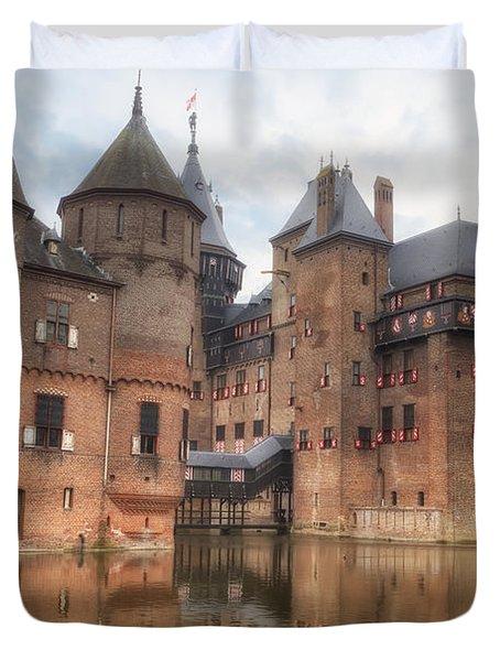 Kasteel De Haar Duvet Cover by Joana Kruse