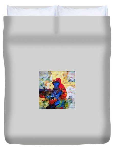 Sold Duvet Cover