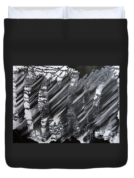 Vision Third Duvet Cover