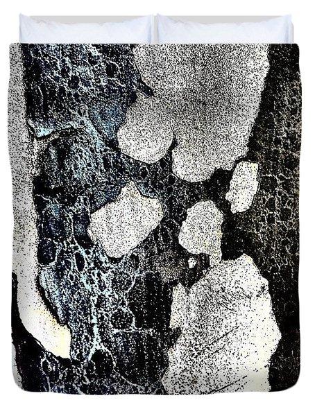 Lamppost 4 Duvet Cover