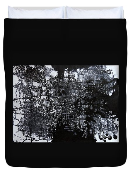Night Vision Duvet Cover