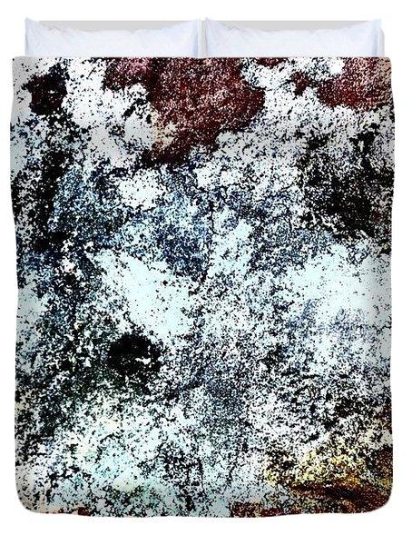 Textured 4 Duvet Cover by Jason Michael Roust