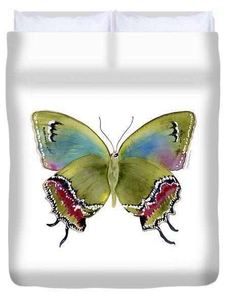 46 Evenus Teresina Butterfly Duvet Cover
