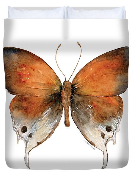 47 Mantoides Gama Butterfly Duvet Cover