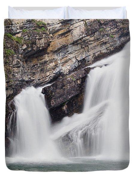 Cameron Falls Duvet Cover