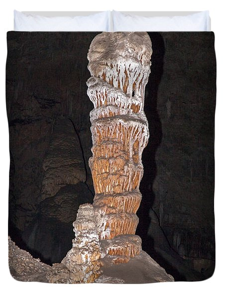 Carlsbad Caverns National Park Duvet Cover