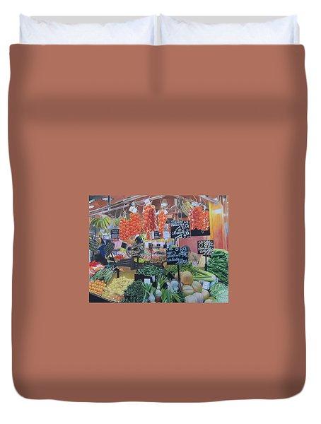 Cornucopia Duvet Cover