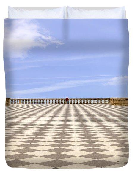 Livorno Duvet Cover by Joana Kruse