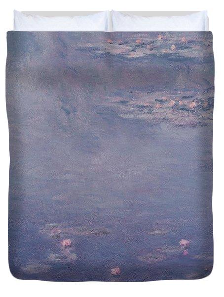 Nympheas Duvet Cover