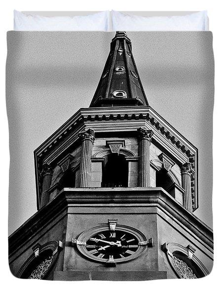 St. Philip's Episcopal Duvet Cover