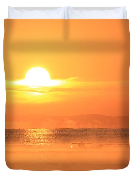 One Beautiful Morning... Duvet Cover