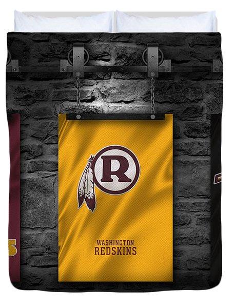 Washington Redskins Duvet Cover