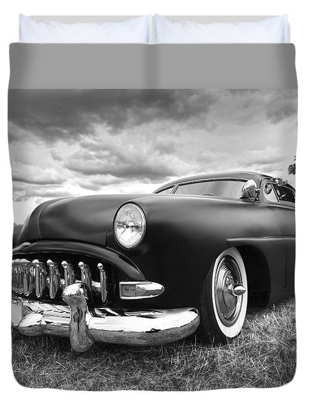 52 Hudson Pacemaker Coupe Duvet Cover