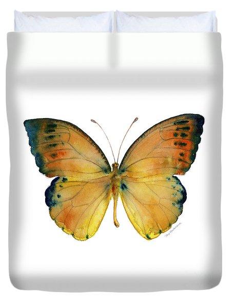53 Leucippe Detanii Butterfly Duvet Cover